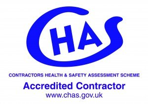 CHAS Acredited Contractor