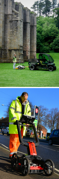GPR in different industries