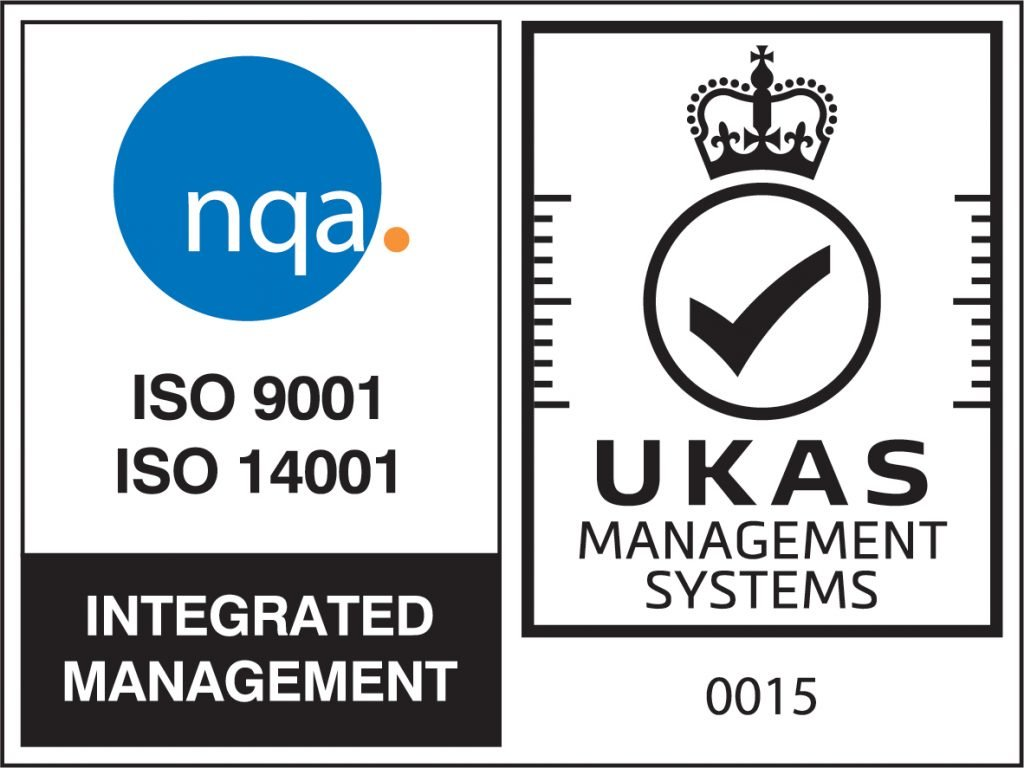 ISO 9001/ 14001 Certified