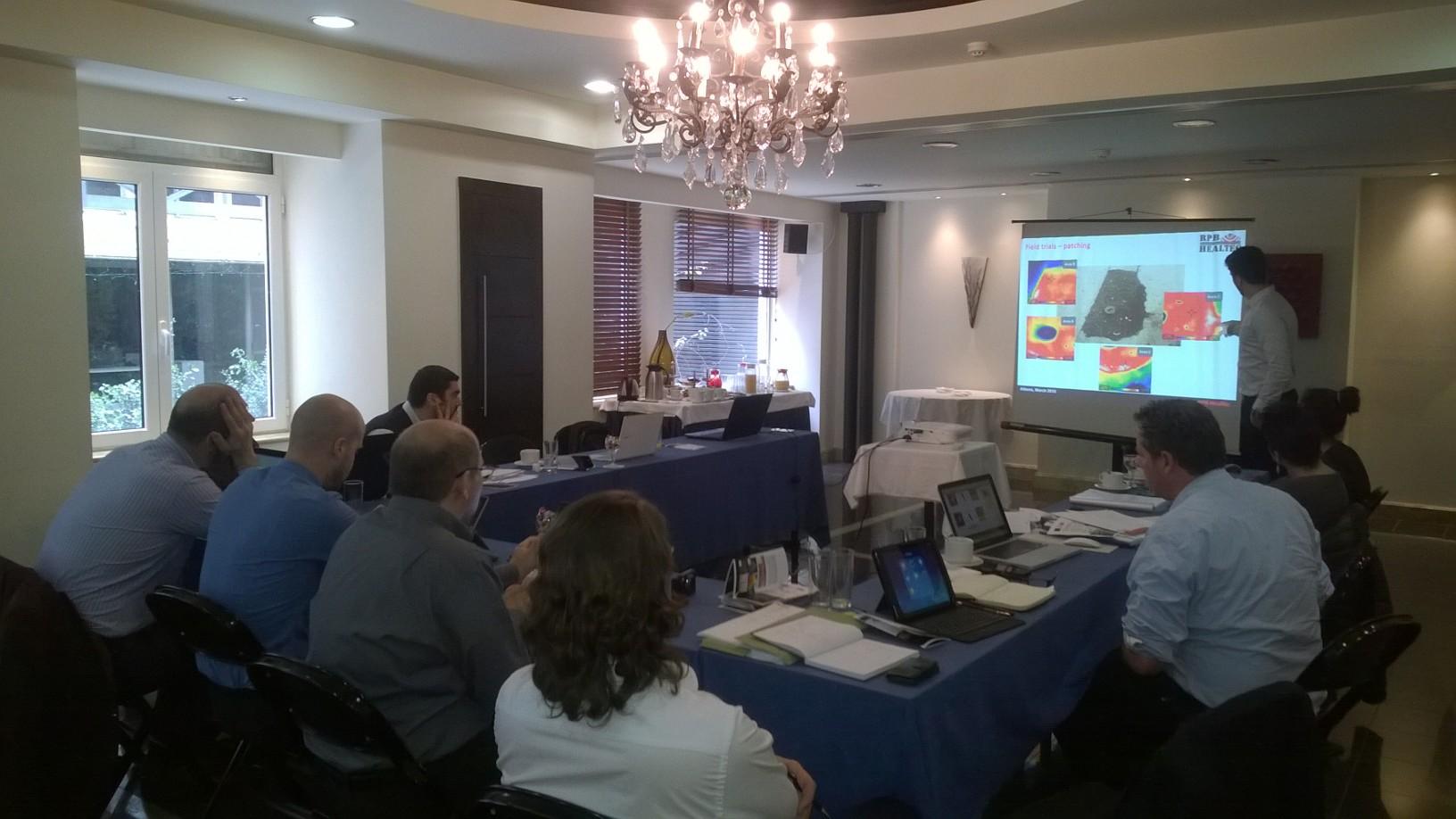 RBP Healtec Meeting, Athens, March 2015 - Met Consultancy Group